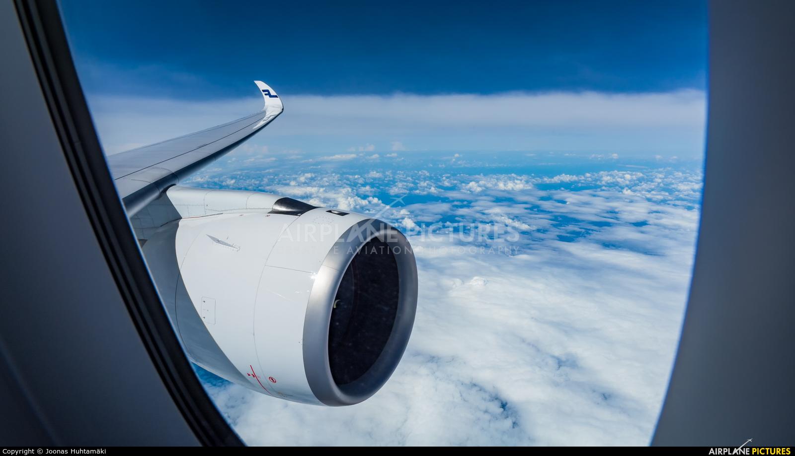 Finnair OH-LWG aircraft at In Flight - International