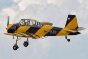 OK-NJD - Private Zlín Aircraft Z-37A Čmelák aircraft