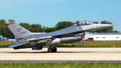 96-0083 - USA - Air Force Lockheed Martin F-16CJ Fighting Falcon
