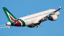 EI-DSX - Alitalia Airbus A320 aircraft