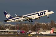 SP-LIO - LOT - Polish Airlines Embraer ERJ-175 (170-200) aircraft