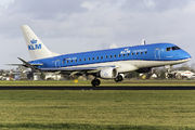 PH-EXG - KLM Cityhopper Embraer ERJ-175 (170-200) aircraft