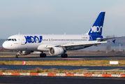 F-GKXY - Joon Airbus A320 aircraft