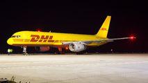 G-DHKI - DHL Cargo Boeing 757-200F aircraft