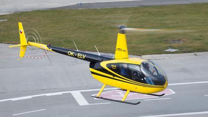 OK-ELV - Elmontex Air Robinson R-44 RAVEN II