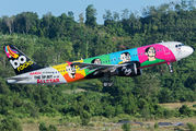 9M-AFD - AirAsia (Malaysia) Airbus A320 aircraft