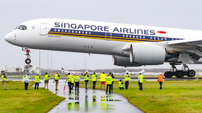 9V-SMH - Singapore Airlines Airbus A350-900