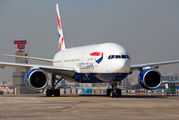 G-YMMK - British Airways Boeing 777-200 aircraft