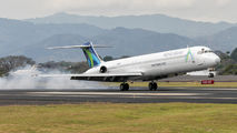 N805WA - World Atlantic Airways McDonnell Douglas MD-83 aircraft