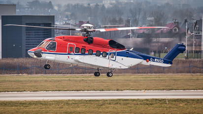 G-WNSD - CHC Scotia Sikorsky S-92A