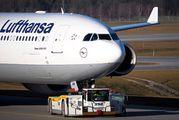 D-AIHW - Lufthansa Airbus A340-600 aircraft