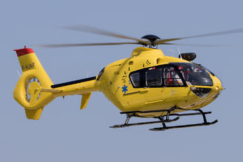 F-HJAF - Private Eurocopter EC135 (all models)