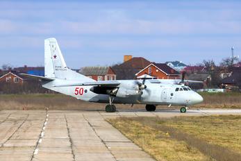 50 - Russia - Air Force Antonov An-26 (all models)