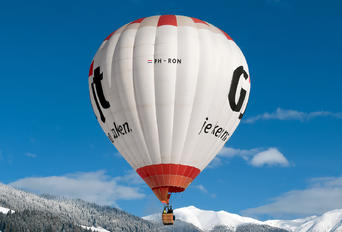 PH-RON - Private Schroeder Fire Balloons G40/24