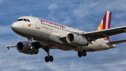 D-AGWY - Germanwings Airbus A319