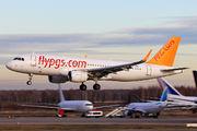 TC-DCH - Pegasus Airbus A320 aircraft