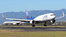 CC-CZZ - LAN Cargo Boeing 767-300F aircraft