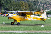 I-VRAD - Private Piper PA-18 Super Cub aircraft