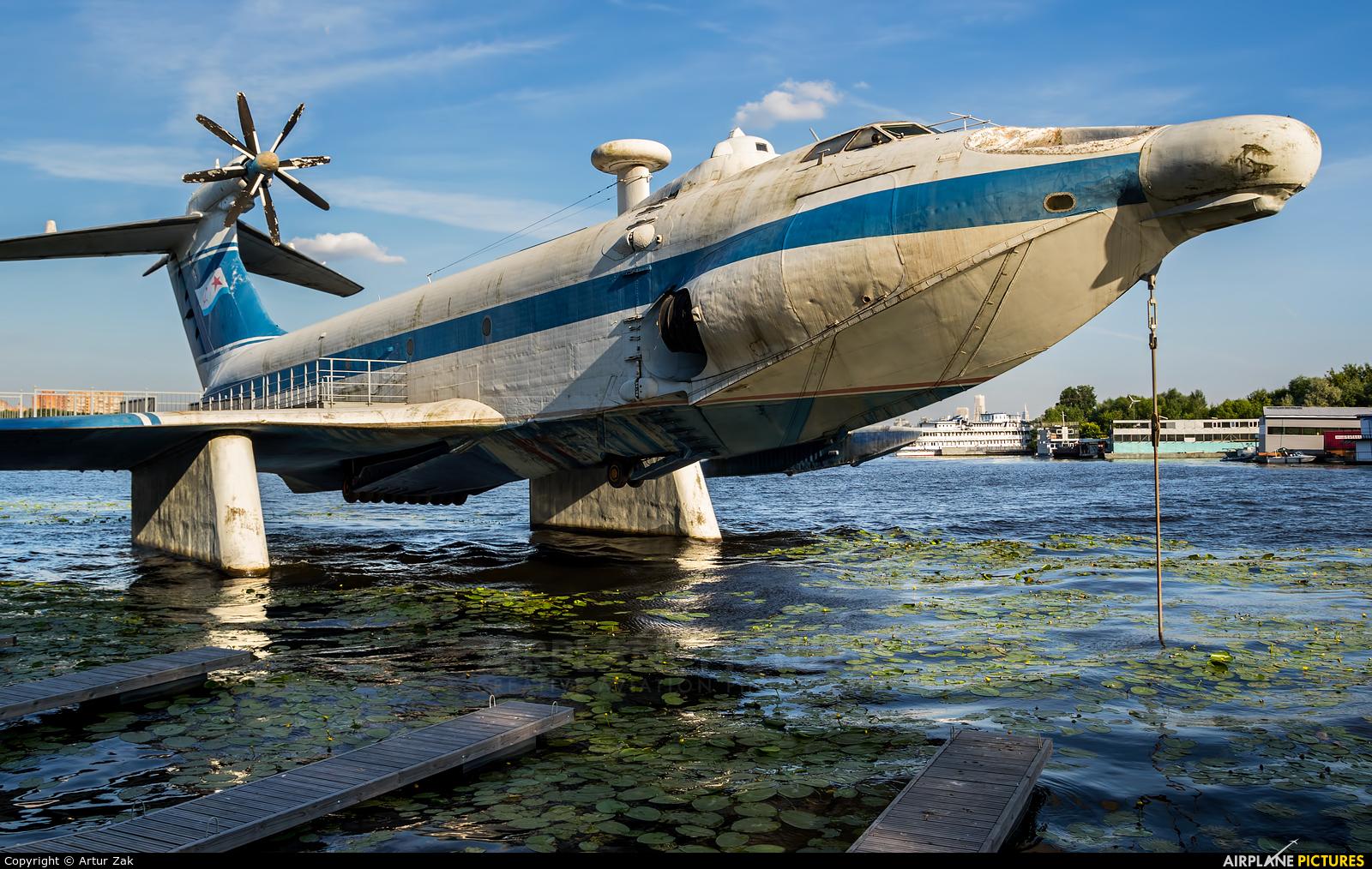 Russia - Navy 26 aircraft at Moscow - Tushino