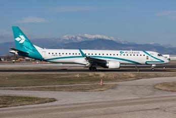 I-ADJS - Air Dolomiti Embraer ERJ-195 (190-200)