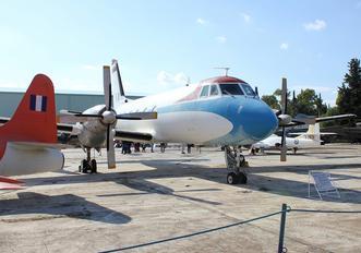 120 - Greece - Hellenic Air Force Grumman G-159 Gulfstream I