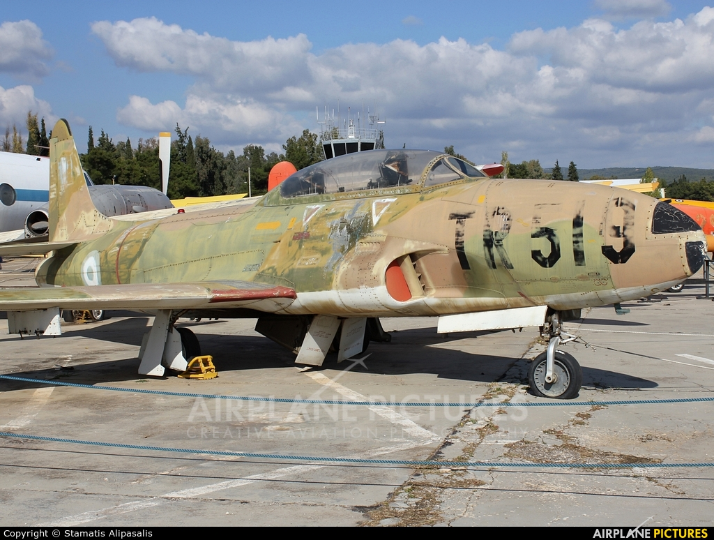 Greece - Hellenic Air Force 58519 aircraft at Tatoi