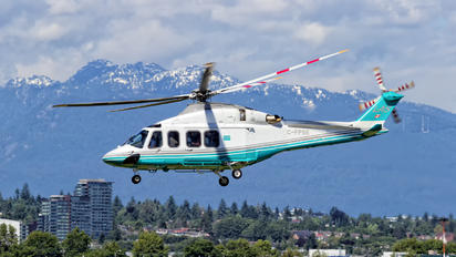 C-FPSE - London Air Service (LAS) Agusta Westland AW139