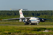 RA-76538 - Russia - Air Force Ilyushin Il-76 (all models) aircraft