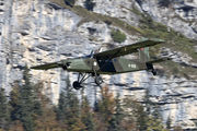 V-619 - Switzerland - Air Force Pilatus PC-6 Porter (all models) aircraft
