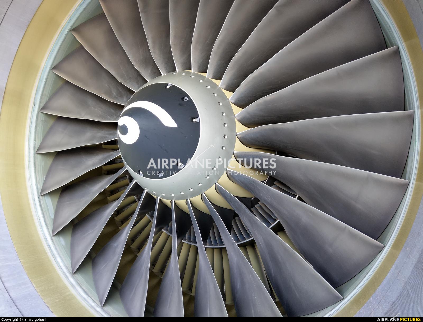 Egyptair SU-GEJ aircraft at Cairo Intl