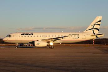 SX-DGB - Aegean Airlines Airbus A320