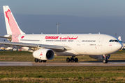 TS-IFM - Tunisair Airbus A330-200 aircraft