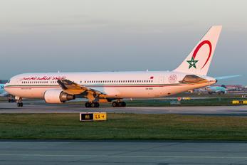 CN-ROV - Royal Air Maroc Boeing 767-300ER