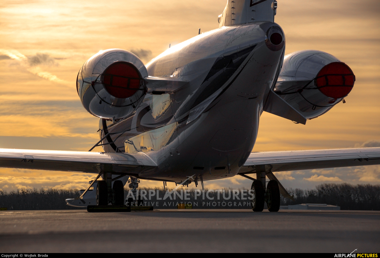Cessna Aircraft Company N685CL aircraft at Wrocław - Copernicus
