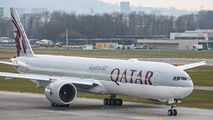 A7-BEP - Qatar Airways Boeing 777-300ER aircraft