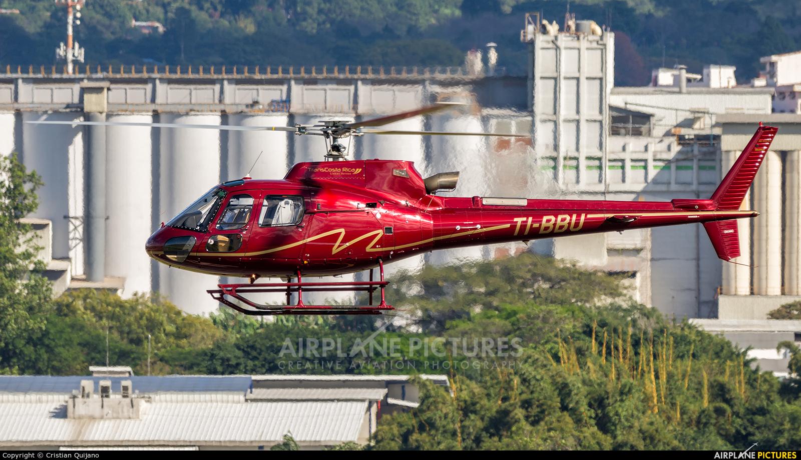 Private TI-BBU aircraft at San Jose - Juan Santamaría Intl