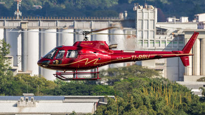 TI-BBU - Private Aerospatiale AS350 Ecureuil/AStar