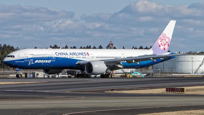 B-18007 - China Airlines Boeing 777-300ER