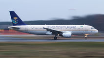HZ-ASC - Saudi Arabian Airlines Airbus A320 aircraft