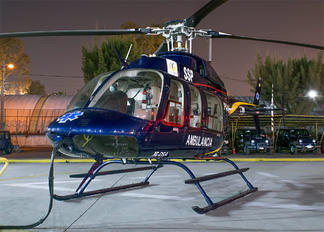XC-DSA - Mexico - Police Bell 407GXP