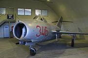 346 - Poland - Air Force PZL Lim-2 aircraft