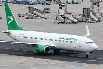 EZ-A020 - Turkmenistan Airlines Boeing 737-8K2