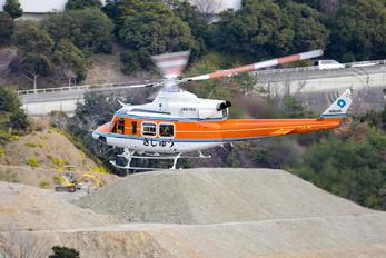 JA6760 - Wakayama Prefecture Bell 412EP