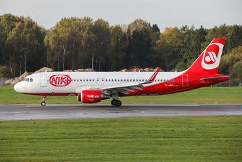 D-ABHJ - Air Berlin Airbus A320