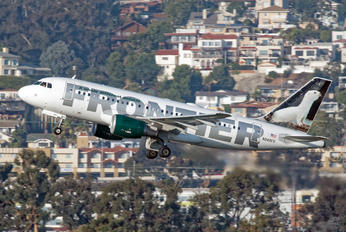 N949FR - Frontier Airlines Airbus A319