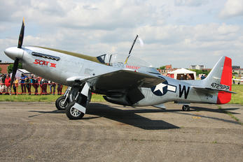 PH-VDF - Private North American P-51D Mustang