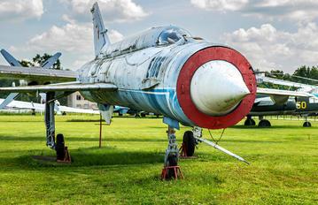 166 - Russia - Air Force Mikoyan-Gurevich Ye-152M Flipper