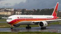 #3 TAAG - Angola Airlines Boeing 777-300ER D2-TEK taken by Nico Berger
