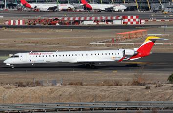 EC-MSL - Air Nostrum - Iberia Regional Canadair CL-600 CRJ-1000