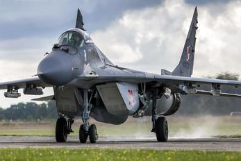 70 - Poland - Air Force Mikoyan-Gurevich MiG-29A